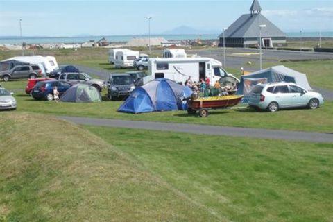 Thorlakshofn Camping site