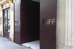 Michelin-veitingastaðnum RiFF hefur verið lokað tímabundið.