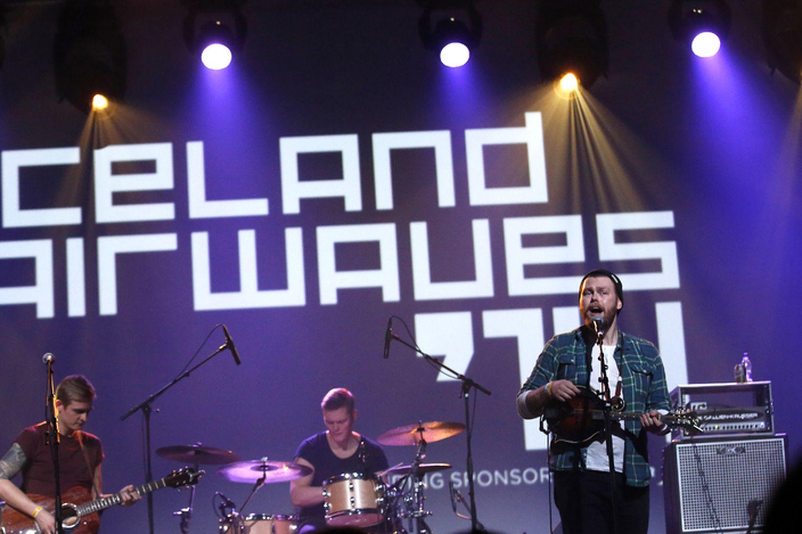 Iceland Airwaves-hátíðin hefur verið haldin frá árinu 1999.