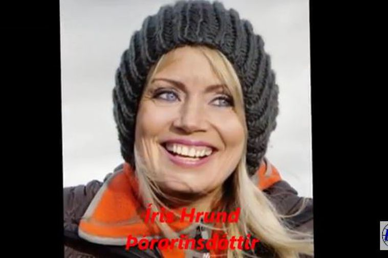 This is Iceland's famous health guru Solla Eiríks, owner of the Gló restaurants. Although she ...