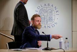 Ásgeir Jónsson seðlabankastjóri.