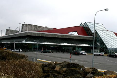 Keflavik International terminal