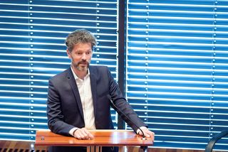 Dagur B. Eggertsson borgarstjóri er kominn aftur úr veikindum.