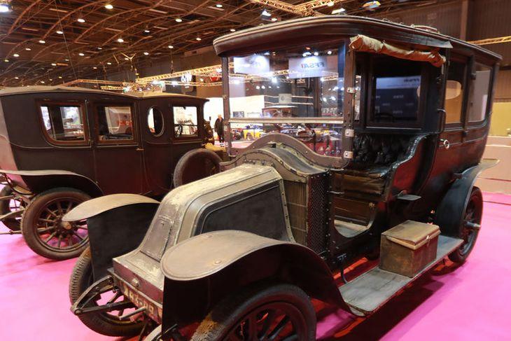 Renault Limousine , Type V frá 1907