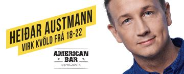 Heiðar Austmann