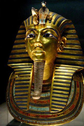 Gríma Tutankhamuns.