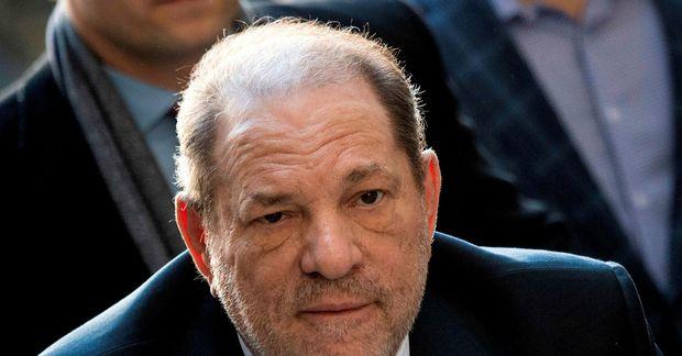 Harvey Weinstein var dæmdur í 23 ára fangelsi í mars.
