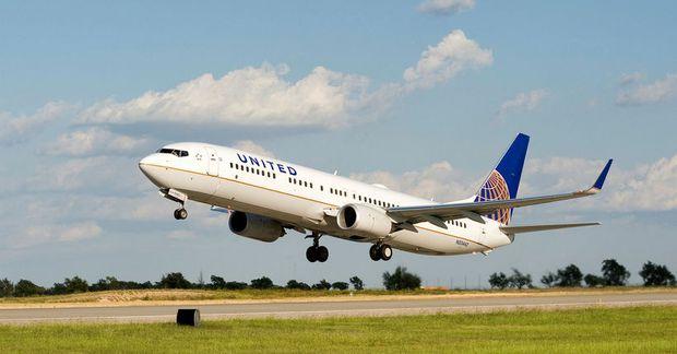 United Airlines gerði vel við farþega sína.