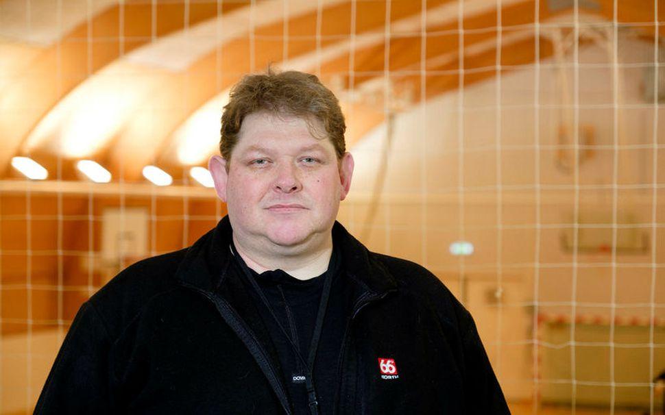 Steinar Smári Guðbergsson meindýraeyðir er búinn að vera að eltast ...