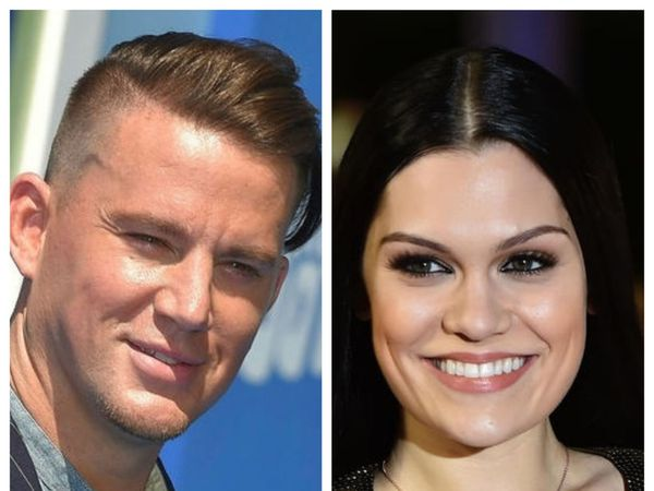 Channing Tatum and Jessie J are in Iceland.