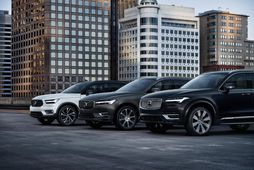 Vinsælir Volvo tvinnbílar.