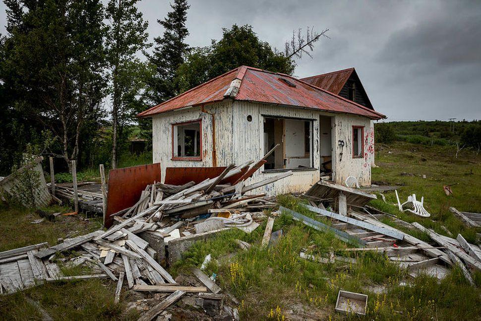 Svæðið við Elliðavatn hefur verið þyrnir í augum Kópavogsbúa og ...