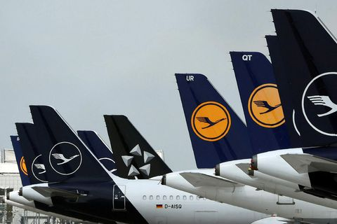 Flugvélar frá Lufthansa lenda í Keflavík í næsta mánuði.