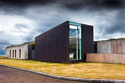 Snæfellsstofa Visitor Centre, Skriðuklaustur
