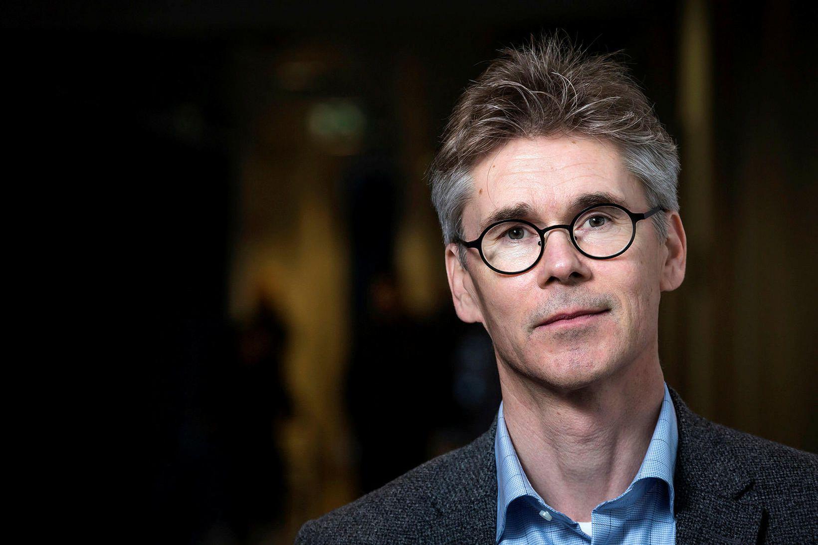 Magnús Gottfreðsson, sérfræðingur í smitsjúkdómalækningum á Landspítala og prófessor við …