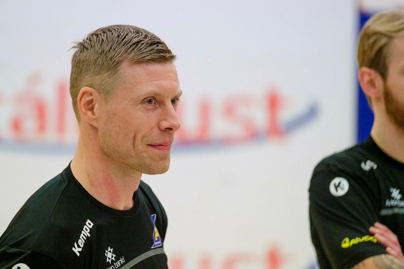 Guðjón Valur Sigurðsson var á meðal markahæstu leikmanna PSG í …