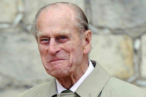 Filippus prins, hertogi af Edinborg, lést í apríl.