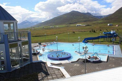 Dalvík Swimming pool