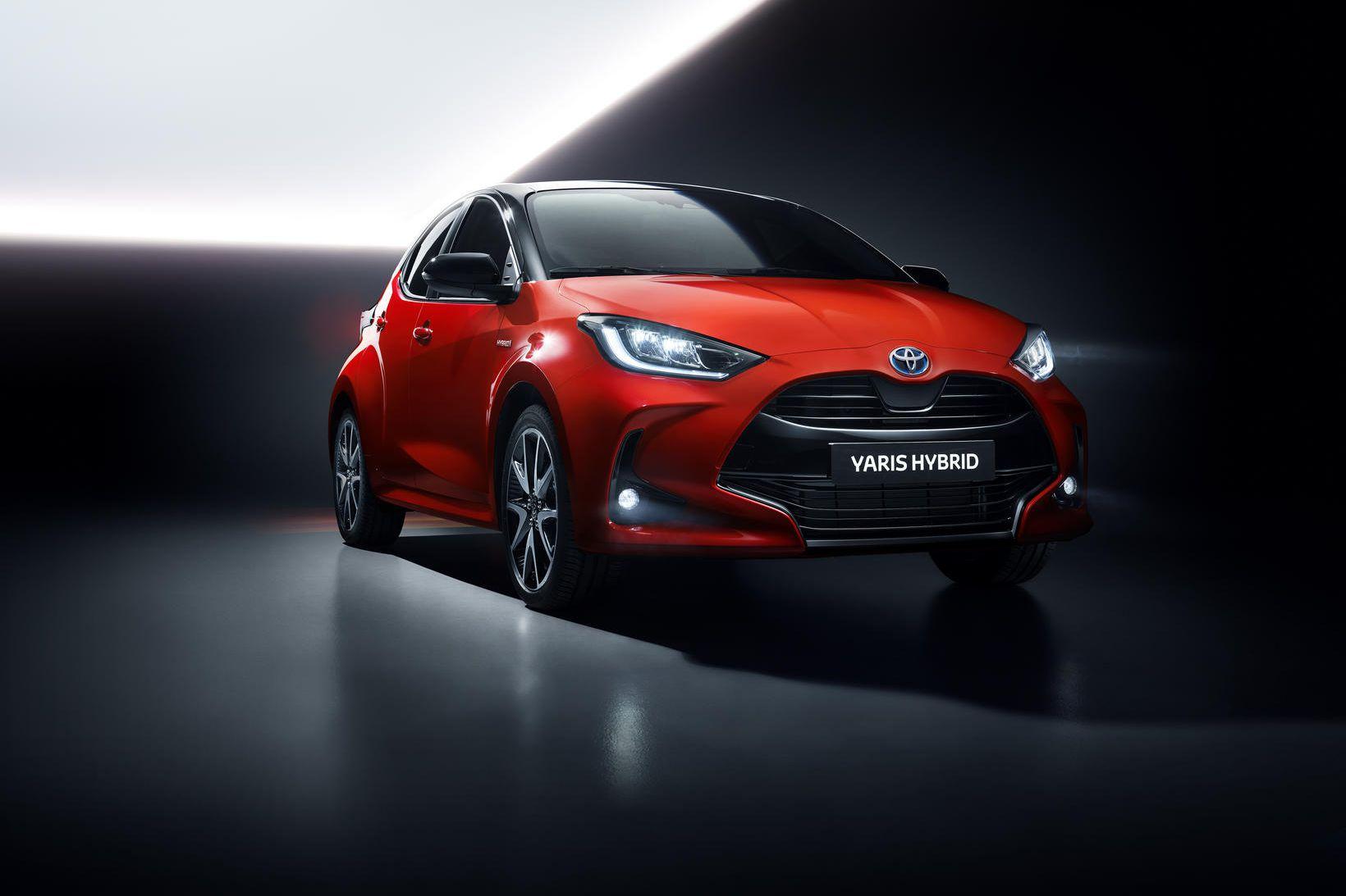 Toyota forsýnir nýjan Yaris um helgina.