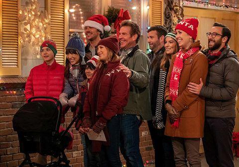 Dennis Quaid er í aðalhluverki í þáttunum Merry Christmas Whatever sem sýndir eru á Netflix.