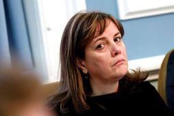 Svandís Svavarsdóttir, heilbrigðisráðherra.