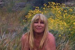 Suzanne Somers er 73 ára.