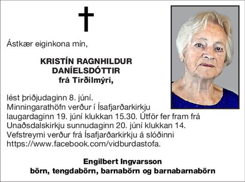 Kristín Ragnhildur Daníelsdóttir