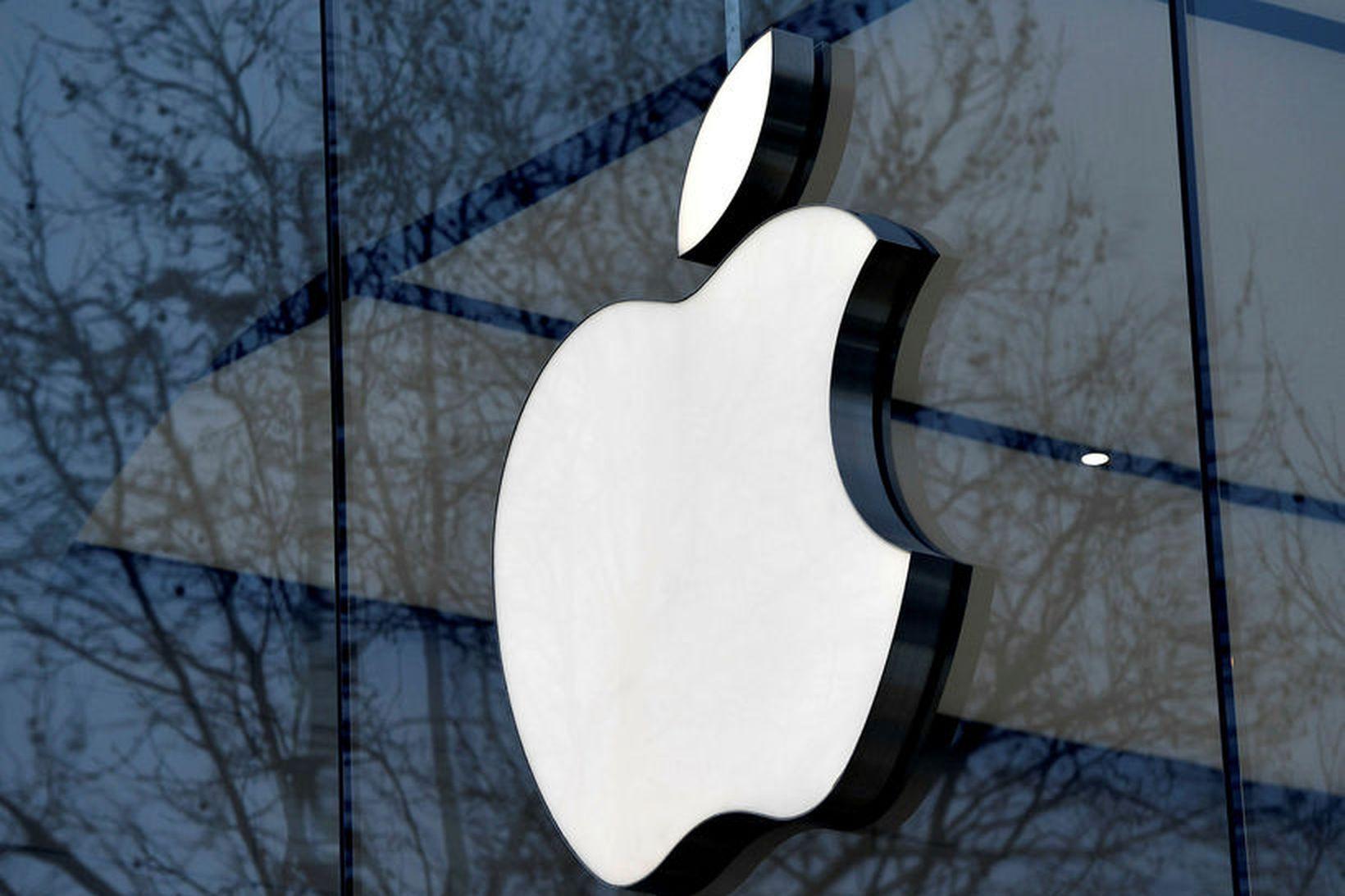 Apple hefur greitt írska ríkinu 14,3 milljarða evra, um 1.760 …