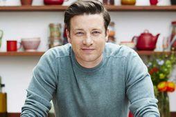 Sjónvarpskokkurinn frægi, Jamie Oliver, gefur út nýja bók.