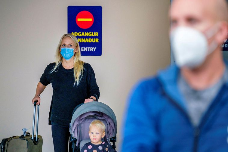 Updated quarantine rules for travelers take effect Tuesday