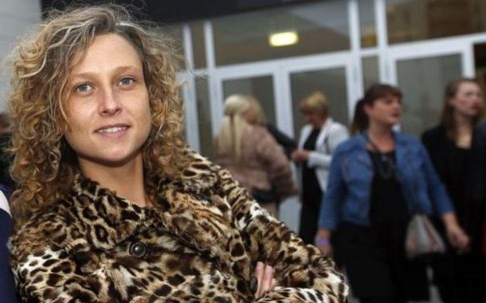 Carmen Jóhannsdóttir hefur lagt fram kæru á hendur Jóni Baldvin.