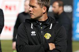 Jóhannes Karl Guðjónsson.