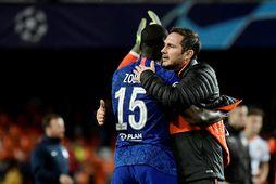 Frank Lampard getur styrkt lið Chelsea í janúar.