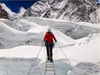 Vilborg Arna segist vera komin með plan fyrir uppgöngu á Everest, en veðurfarið hefur ekki …
