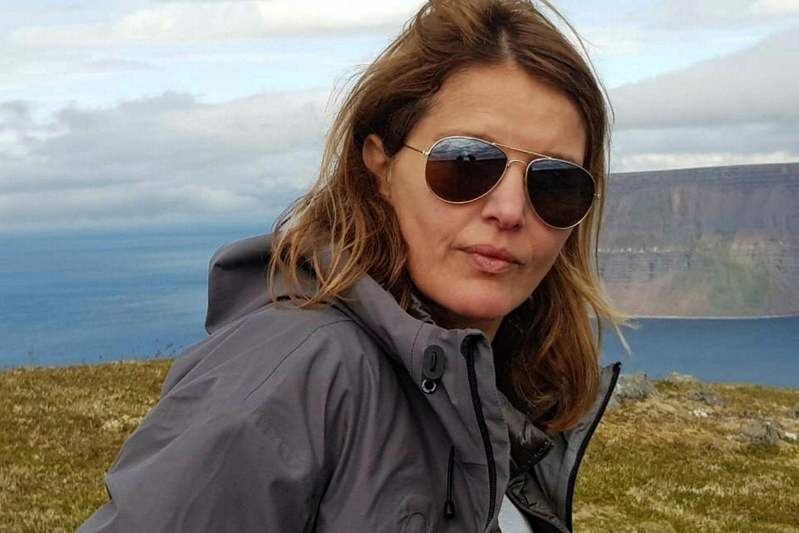 Guðríður Sigurðardóttir, eigandi Attentus, fjárfesti í fallegu heilsárshúsi á Snæfellsnesi …