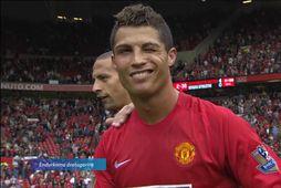 Gylfi um Ronaldo: Gott fyrir okkur