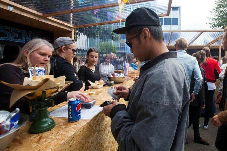 The Krás street food market has been extremely popular.