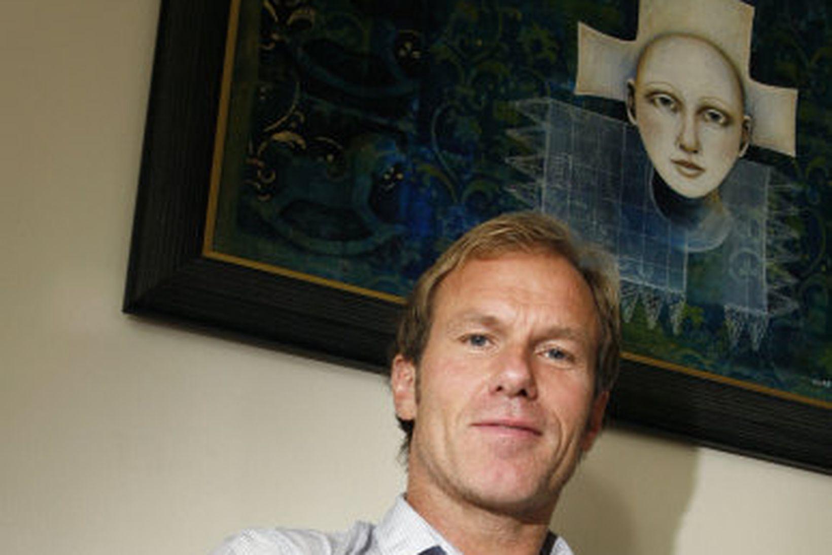 Þorgrímur Þráinsson