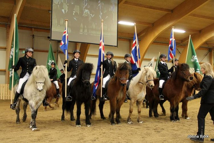 Sprettshöllin Equestrian Centre