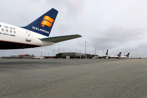 PAR capital átti mest 13,7% í Icelandair, en hluturinn fer niður í 1,91% eftir útboðið.