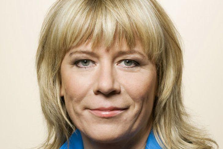 Vígdís Hauksdóttir