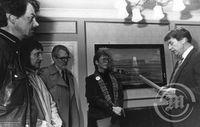 Verkfall BSRB október 1984.