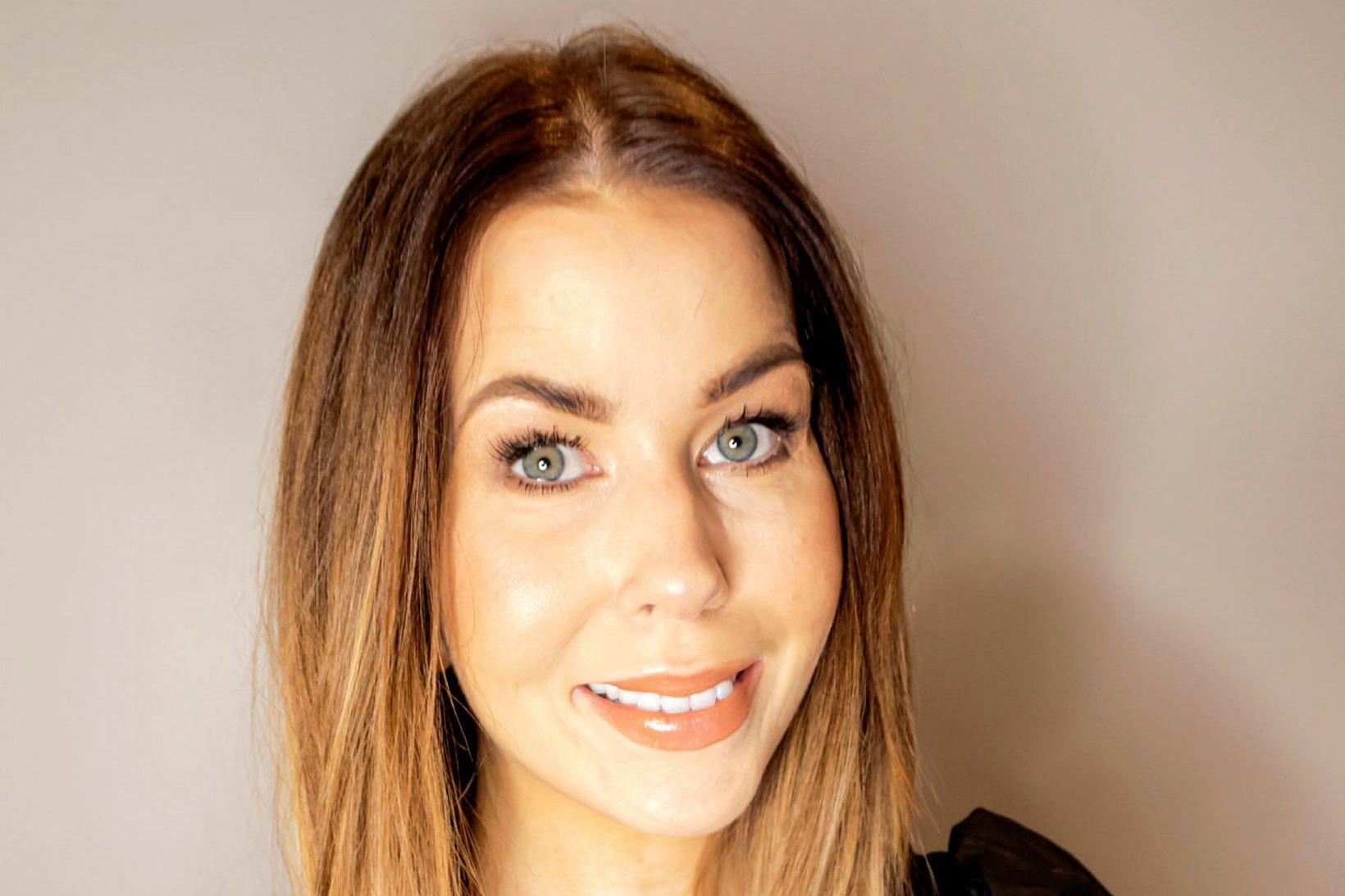 Kristín Samúelsdóttir.