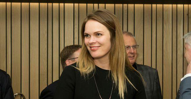 Björt Ólafsdóttir.
