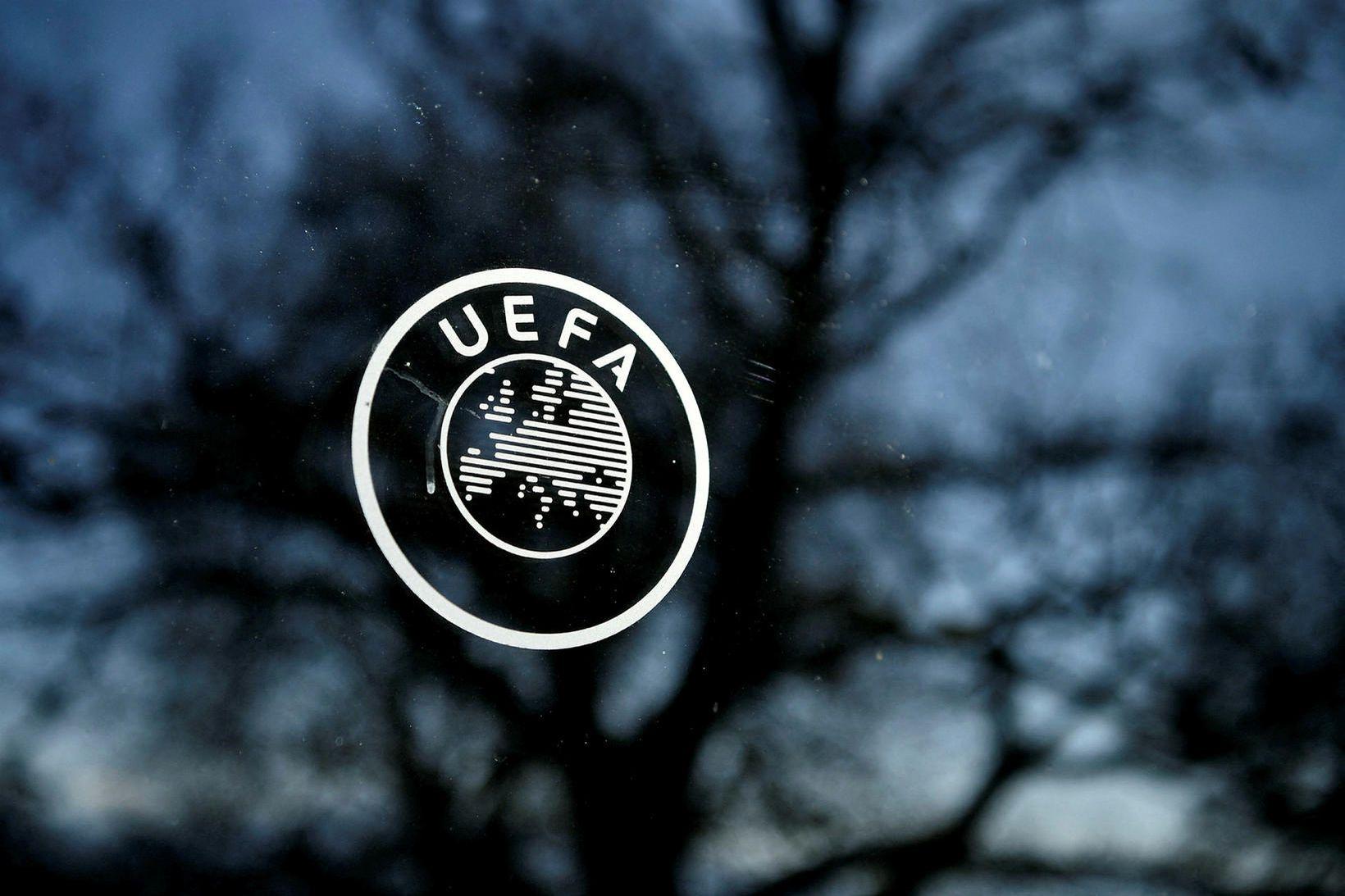 Forsvarsmenn UEFA eru ekki á eitt sáttir við áform um …