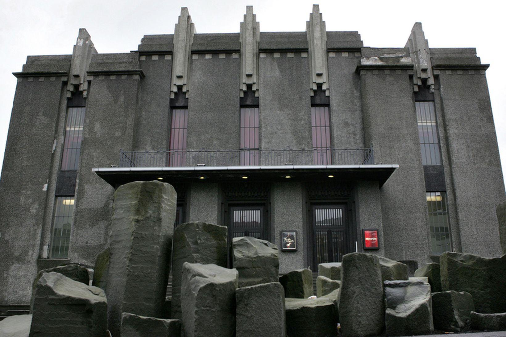 Hljóðleikhús Þjóðleikhússins fer af stað á morgun.