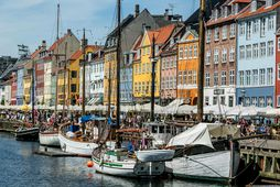 From Copenhagen, which may be among the first cities to which air service will be …