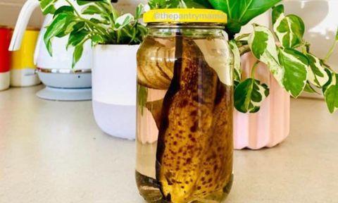 Ótrúlegt húsráð með banana