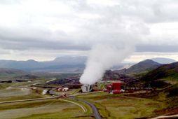 Kröflulína 4 mun liggja frá Kröfluvirkjun að Þeistareykjavirkjun.