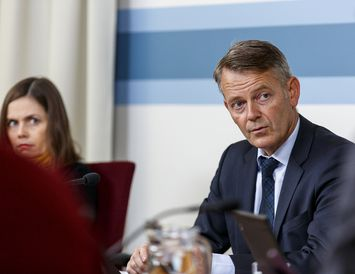 Frosti Sigurjónsson.